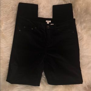 Velvet Black Stretch Pants perfect any occasion